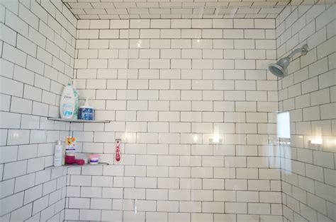 Shower Corners by New Half Glass Shower Door Diana Elizabeth