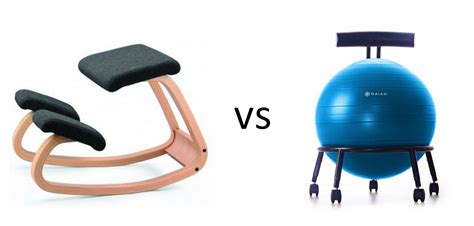 kneeling chair vs which ergonomic solution is