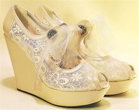 wedge shoes for wedding last size 20 wedding shoes wedding wedges 1236