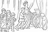 Coloring Ancient Rome Chariot Apollo Sun Story Roman Pages Colouring Chariots Netart Searches Recent sketch template
