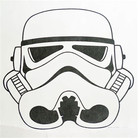star wars template cake 27 images of stormtrooper helmet cake template canbum net