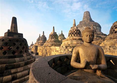 Borobudur Temple Complex, Indonesia
