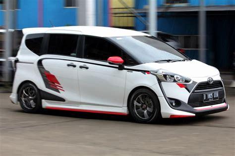 Modifikasi Toyota Sienta by Modifikasi Mobil Laik Bakal Jadi Tren Di 2018 Kompas