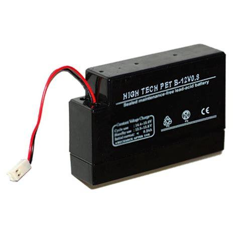 high tech pet rechargeable transmitter   battery