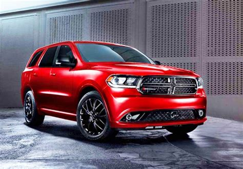 2019 Dodge Durango Redesign, Specs And Engine Dodge