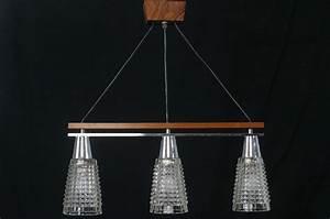 Esstisch Lampe Design : 60er 70er teak glas chrom design esstisch lampe ebay ~ Markanthonyermac.com Haus und Dekorationen