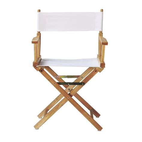 home decorators collection white director s chair cover