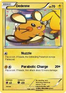 Pokemon Dedenne 38