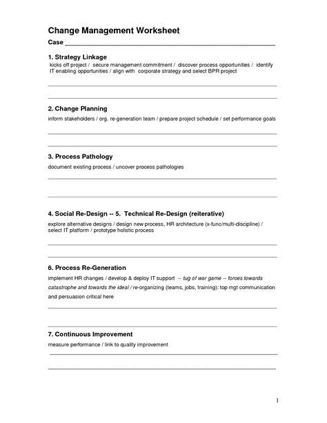 17 best images of lifestyle change worksheet phase