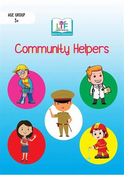 Community Helpers Learning Fun Through