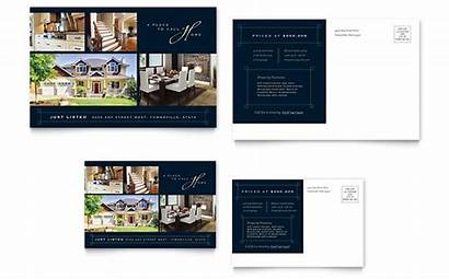 Postcard Estate Marketing Luxury Postcards Templates Template