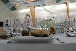 Deco Salle Mariage Champetre : decoration pour salle mariage fete reception photo decoration salles votre partenaire deco ~ Voncanada.com Idées de Décoration