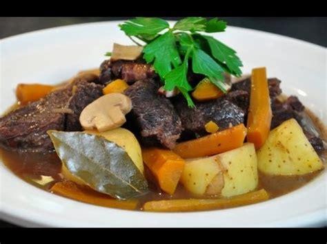 recettede cuisine recette de cuisine boeuf bourguignon