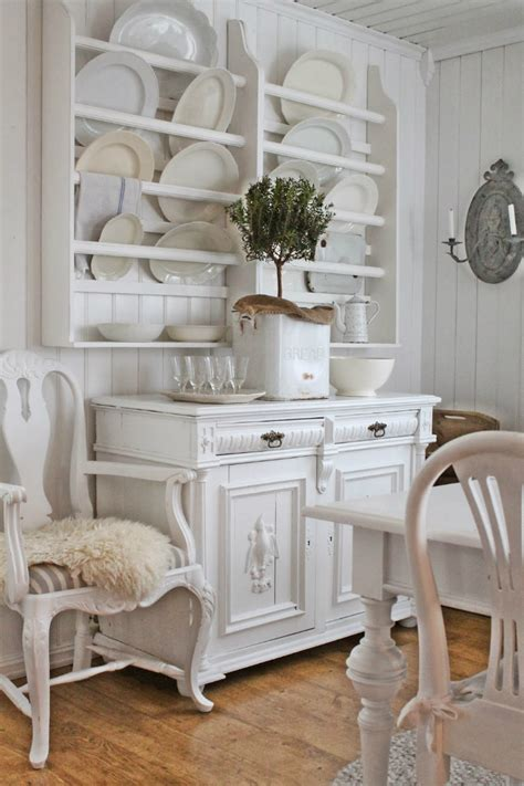 cottage decorating ideas  buffets  cabinets