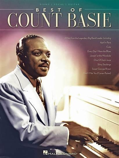 Basie Count Piano Five Jive Jazz Leaps