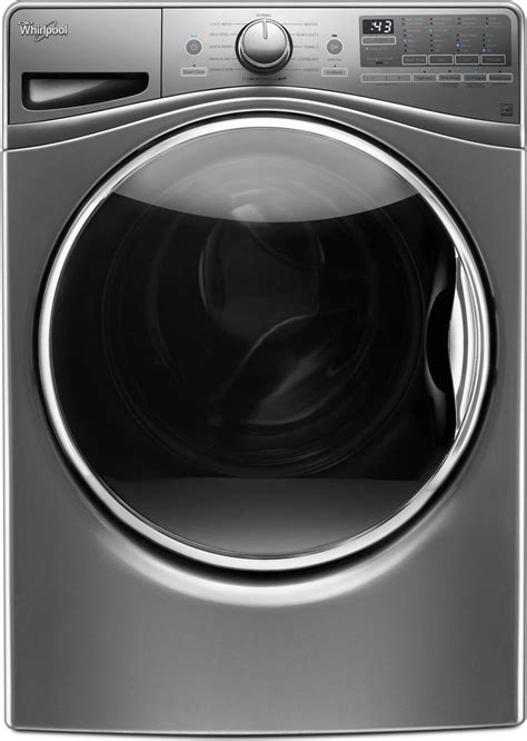wfw9290fc whirlpool 27 quot 4 2 cu ft front load washer
