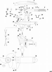 Marine Parts Plus Trolling Motors Serial Motorguide Salt Water Series 889476 8191
