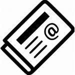 Newsletter Icon Mail Svg Onlinewebfonts Clipground Jaguar