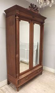 IF3202 ANTIQUE FRENCH HENRI II STYLE ARMOIRE