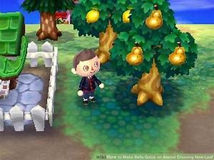 How To Make Bells Quick On Animal Crossing New Leaf 6 Steps