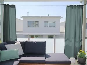 Blickdichte Vorhänge Verdunkelung : outdoor vorhang santorini nach mass beige hellgrau dunkelgrau marine ~ Indierocktalk.com Haus und Dekorationen
