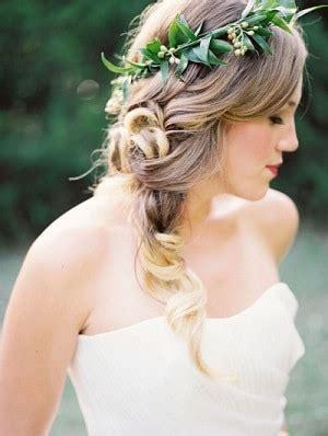 coiffures de mariee tendances cette saison