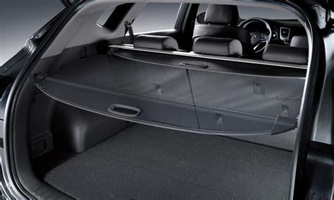 hyundai tucson  espacio interior autos actual mexico