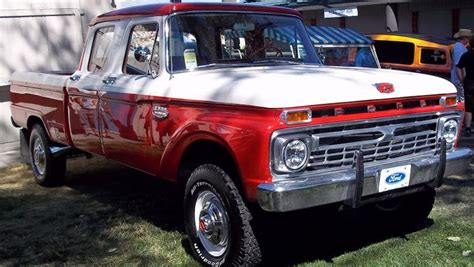 1965 Ford Truck Photos