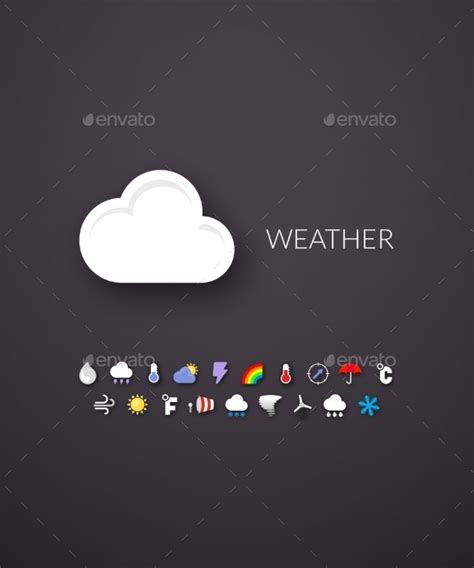 iphone weather symbols weather icons meaning on iphone thermometer 187 dondrup