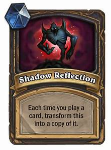 Shadow Reflection Hearthstone Card