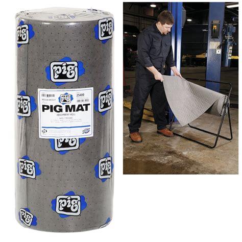 Pig Doormat by New Pig Corporation Pig Universal Medium Wt Ab Mat Roll