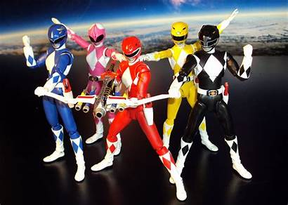 Rangers Power Morphin Mighty Wallpapers Background Bandai