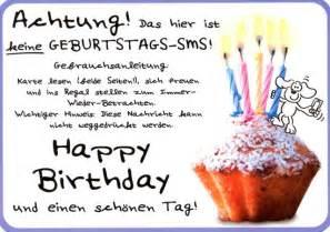 Achtung Das Hier Ist Keine Geburtstags Sms Postkarten