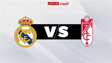 La Liga Hoy: Real Madrid vs Granada: Resumen, goles y ...