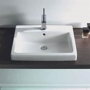 Vasque Encastrable Salle De Bain Ikea : vasque encastrable vero 550 mm ~ Farleysfitness.com Idées de Décoration