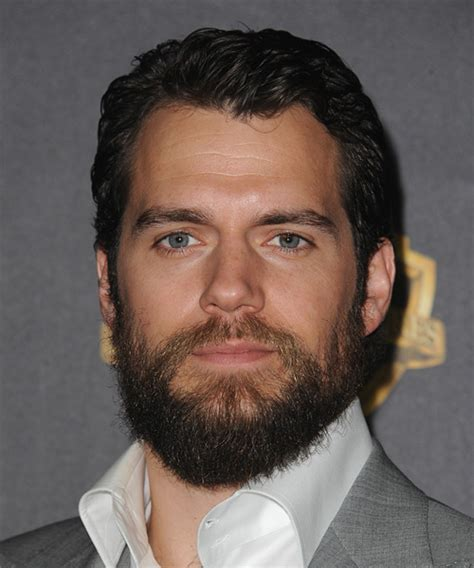 Henry Cavill Hairstyles in 2018