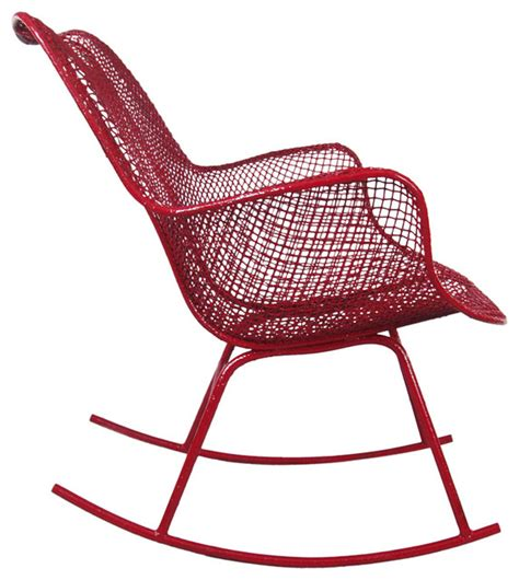 contemporary outdoor rocking chair the sculptura rocking chair modern outdoor rocking chairs by 1stdibs