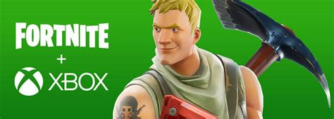 Xbox One Will Be Getting Fortnite Pc And Mobile Cross