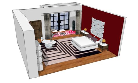 contemporary interior home design cad project for york residence paul langston
