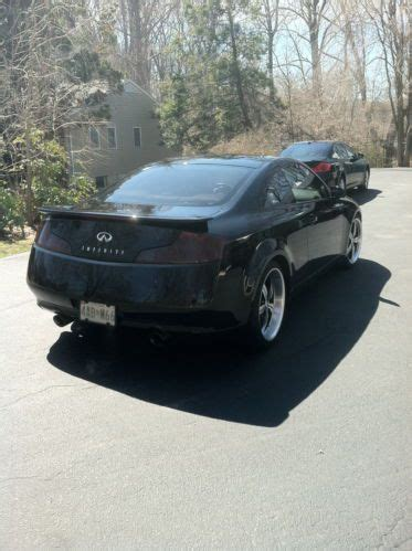 2005 Infiniti G35 Horsepower by Purchase Used 2005 Infiniti G35 Vortech Charged 400