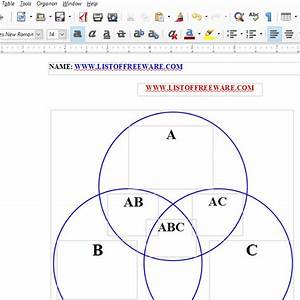 10 Best Free Venn Diagram Maker For Windows