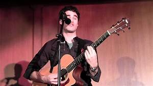 Darren Criss  Live - Even Though Chords