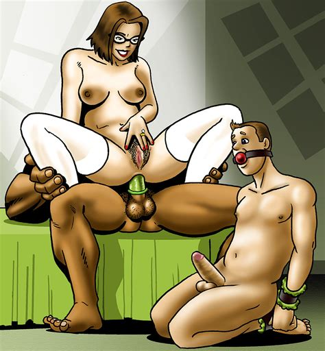 Sissy Cuckold Femdom Art I Love Wishing It Was Me