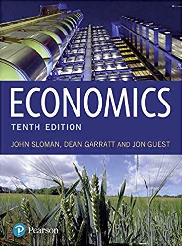 Download Economics, 10th New edition, by John Sloman ...