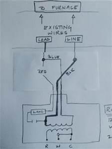 12 24v Transformer Wiring Diagram : thermostat conversion from 120v to 24v for nest ~ A.2002-acura-tl-radio.info Haus und Dekorationen