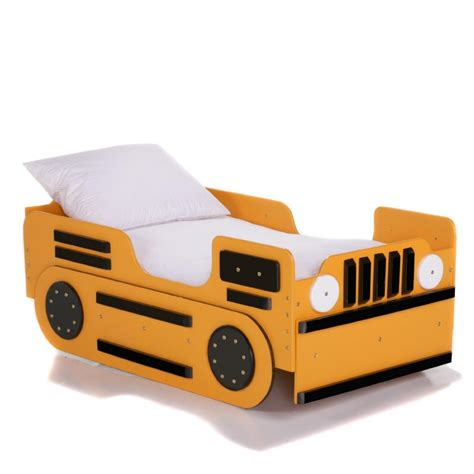 Bulldozer Toddler Bed by Top And Cool Beds For Toddlers