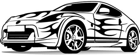 Sports Car Free Vector Download (4,550 Free Vector) For