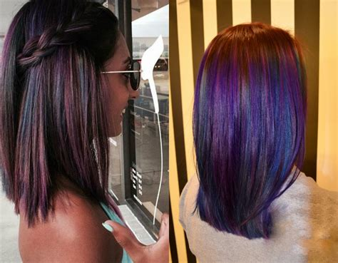 Hair Color Pictures For Brunettes by Slick Hair Colors Pastel For Brunettes Hairstyles