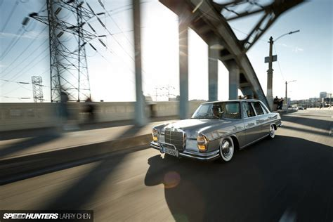 slammed elegance  perfect benz cruiser speedhunters