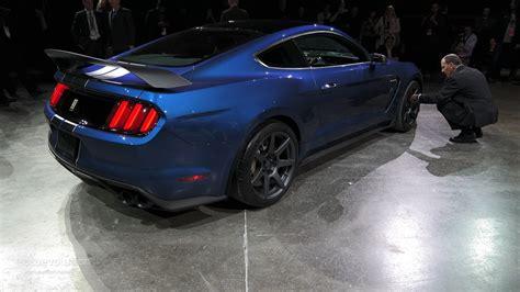 2016 Shelby Gt350 Mustang Develops 526 Horsepower